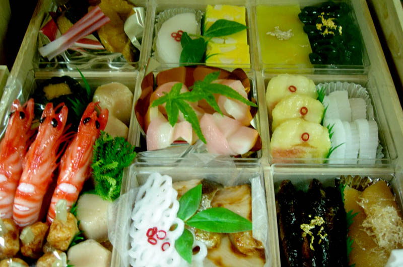 Osechi Japanese New Year S Cuisine