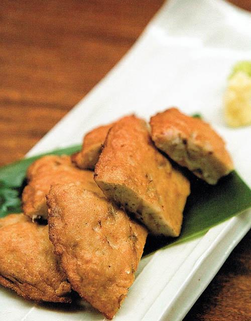 Deep Fried Fish Cake Recipe